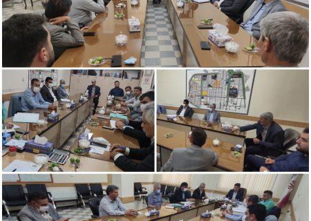 نشست صمیمی منتخبین مردم در دوره ششم شورای اسلامی شهر سلماس با ریاست و اعضای فعلی شورای اسلامی شهر سلماس